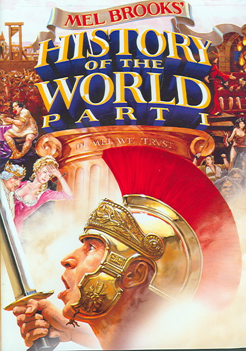 HISTORY OF THE WORLD PART I BY BROOKS,MEL (DVD)