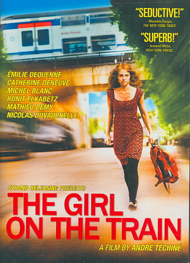 GIRL ON THE TRAIN BY DEQUENNE,EMILIE (DVD)