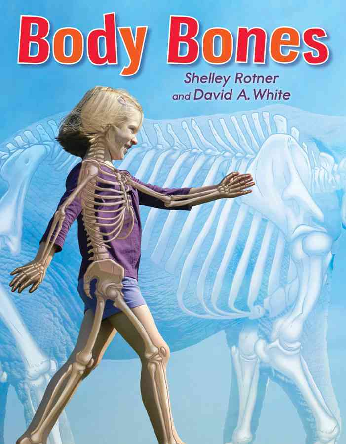 Body Bones By Rotner, Shelley/ White, David (ILT)/ Rotner, Shelley (PHT)