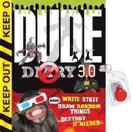 Dude Diary 3.0 By Gill, Mickey/ Gill, Cheryl
